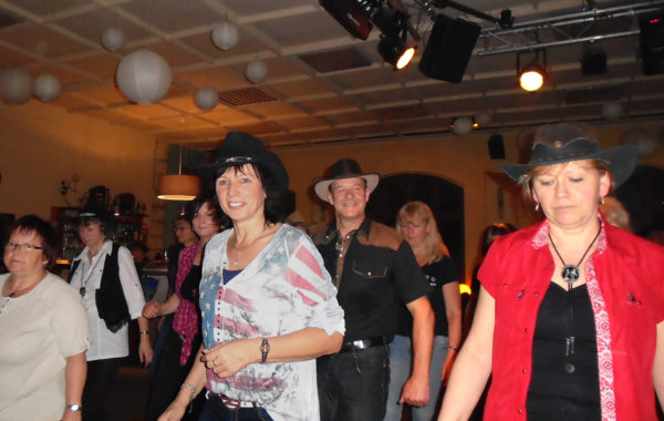 Line Dance Party der GLDs 2017