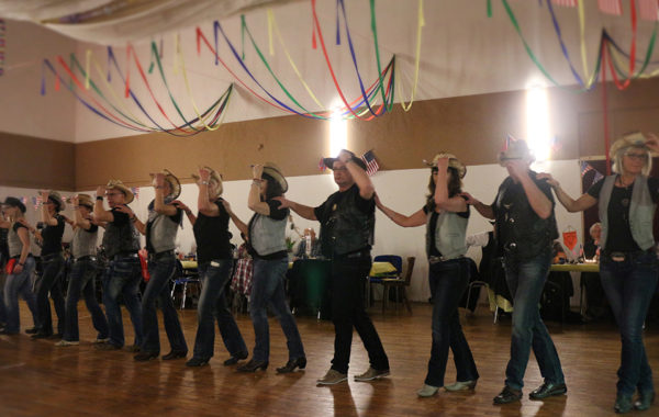 Line Dance Party in Weißwasser