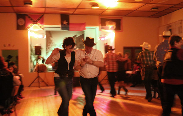 Line Dance Party in Quolsdorf