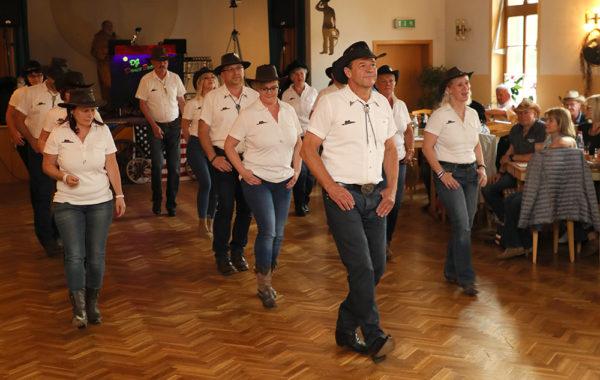 2. WECD Line Dance Party