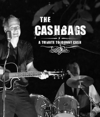 """THE CASHBAGS"" am 10.07.20 LIVE zum Dorffest in Weißkeißel"